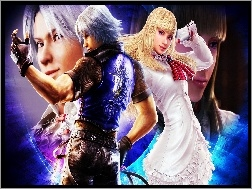 Lili, Tekken Tag Tournament 2, Lee Chaolan